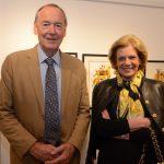 Steven Claypole e Maria Yvone Lemgruber
