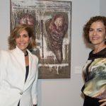 Sylvia Millon e Lídice Almeida