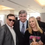 Vinícius Fernandes, João Pedro Figueira e Marisa Araujo