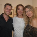 Wagner Ferrer, Úrsula Tautz e Adriana Braga