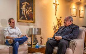 Eduardo Paes visita Dom Orani