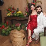 Anthony Dias dos Santos e Carolina Filgueiras
