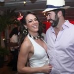 Vanessa Martinez e Herinque Constantino