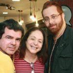Luiz Vale,Claudia Chaves e Beto Bardawil