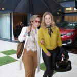 Viviane Cohen e Katia Garrido