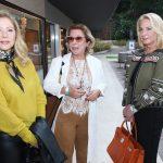 Katia Garrido, Viviane Cohen e Solange Medina