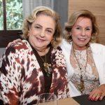Cristina Aboim e Viviane Cohen