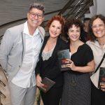 Cacau Hygino, Andrea Veiga, Luciana Braga e Zelia Duncan