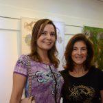 Alice Barbosa Lima e Cristina Pimentel