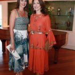 Ana Carla Linhares e Milene Peltier