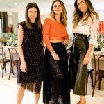Andreia Quinteiro, Flavia Raccioppi e Andreia Santa Rosa