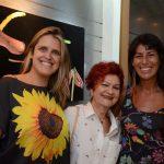 Andrea Gonçalves, Nelly Gutmacher e Rita Capell