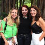Andrea Moraes, Vivi Zambelli e Ana Maia