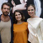 Antonio Bokel, Ana Carolina Dalston e Alix de Ligne