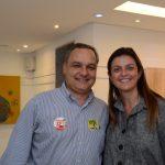 Augusto Ribeirio e Francesca Mazzi