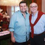 Carlos Lamoglia e Alberto Sabino