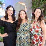 Cristina Côrtes, Ana Ciconha e Virna Carvalho