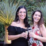 Cristina Côrtes e Virna Carvalho
