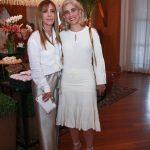 Cristina Caetano e Cassia Valladares