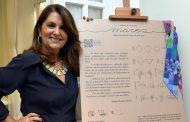 Martha Estima Scodro lança coleção de lenços e echarpes