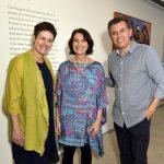 Esther Bonder , Monica Barki e Nilton Bonder