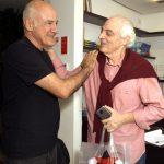 Marcelo Itagiba e Carlos Sion