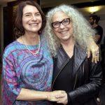 Monica Barki e Simone Micheli