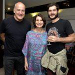 Marcelo Itagiba, Monica Barki e Bhagavan David Barki