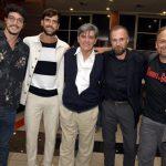 Allan Souza Lima , Marcos Pitombo , Marcos Verza e Marcos Breda