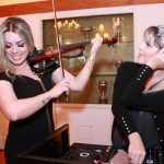 Diana Mazza e DJ Scarlet