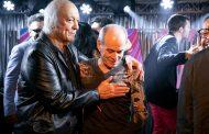 Gilberto Gil, Ney Matogrosso e dezenas de artistas homenageiam Erasmo Carlos no Prêmio UBC