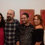 Erika Nascimento, Hugo Houayek, Raphael Fonseca e Ludimila Oliveira
