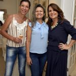 Fernanda Rachel, Francisca Oliveira e Martha Scodro