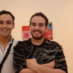 Filipe Masini e Raphael Fonseca