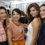 Georgia Bonisson, Daniela Sabbag, Maria Frering e Bebel Sader