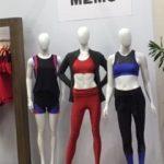 Activewear bicolor na Memo