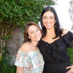 Isabel Félix e Cristina Côrtes
