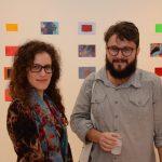 Juliana Wahner e Omar Porto