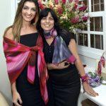 Letícia Carvalho e Tita Nigrí