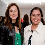 Lucia Barreto e Isabel Quintella