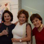 Magali Majdalany, Marilucia Arnaud, Stella Sissekind e Magali Majdalany