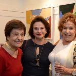 Magali Majdalany, Marilucia Arnaud e Stella Sissekind