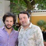 Marcelo Cassin e Gustavo Gonçalves