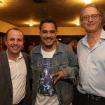 Marcelo Fernandes, Marcelo D2 e Pieter Tjabbes
