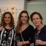 Maria Candida Leal, Fernanda Leal e Liliane Bejgel