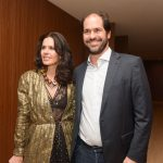 Melanie e Constantino Bittencourt