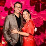 Netto e Adriana Moreira