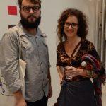 Omar Porto e Juliana Wahner