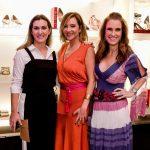 Paula Torres, Rachel Chreem e Bebel Schimdt