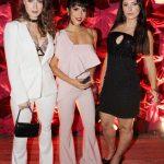 Rayanne Moraes, Brendha Haddad e Juliana Kelling